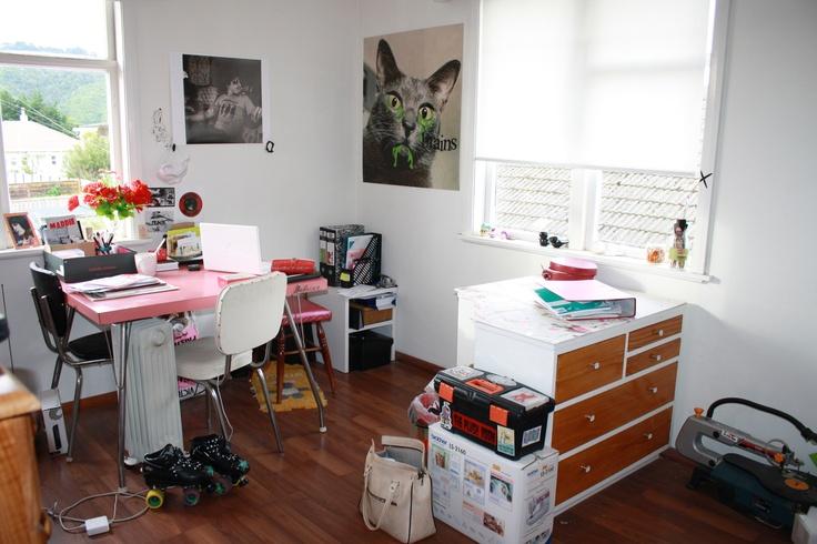 Studio during 2011 summer