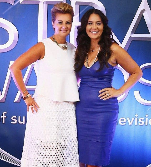 PHOTOS: Lydia Schiavello And Chyka Keebaugh At The 2015 ASTRA Awards Nominations Event!
