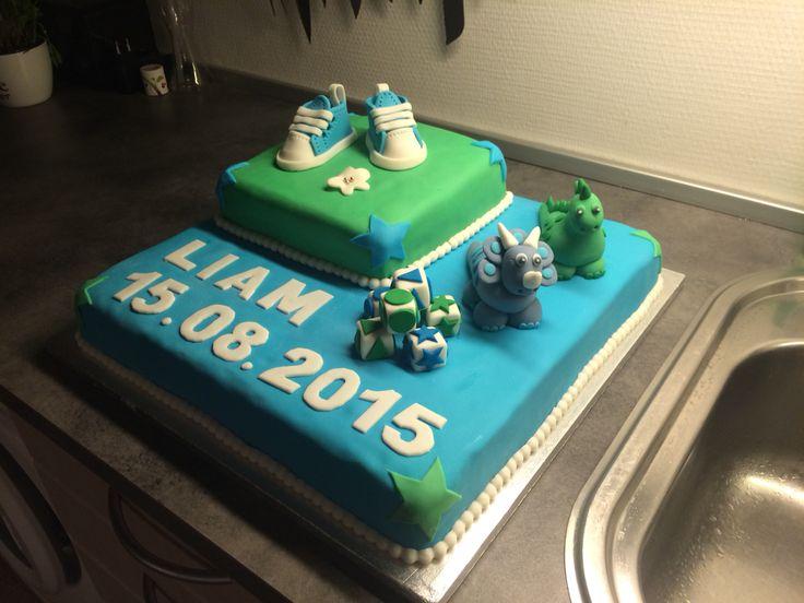 One more cake...