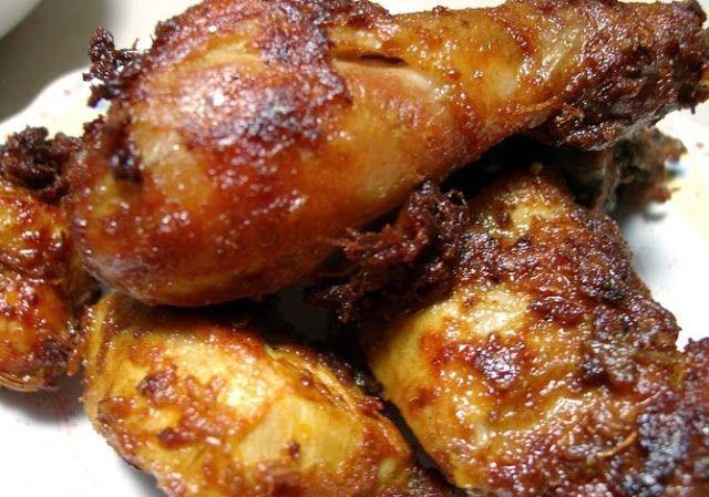 Resep Cara Membuat Ayam Goreng