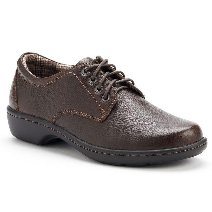 Eastland Alexis Women's Casual Oxford Shoes, Size: medium (6.5), Dark Brown