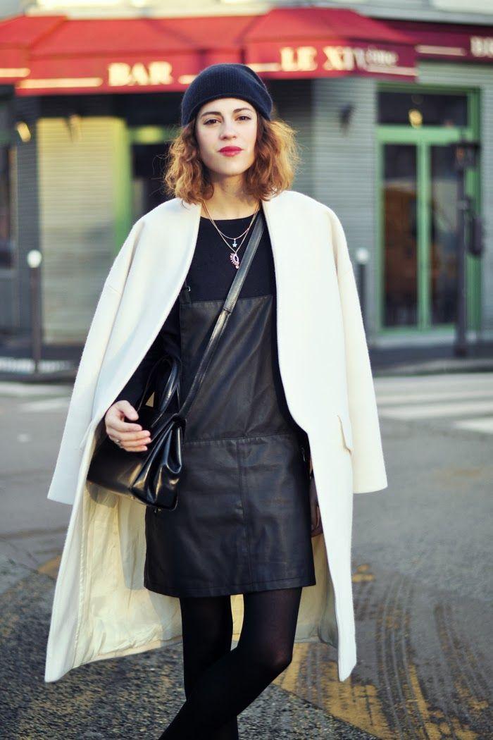 Paris Fashion Week Look 2 Si El Oto O Est Llegando Y El Invierno Tambi N Pinterest