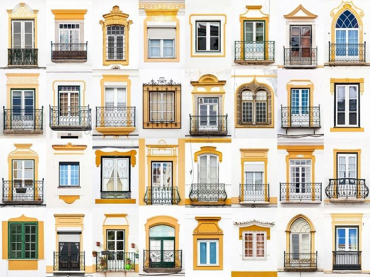 André Gonçalves grew up in Évora, Portugal, and then moved to Lisbon, where he got a degree in photography from Lusofona University in 2013. He started out as a computer science major, but learned quickly that photography was his true calling—and it's now how he makes his living. The windows pictured here are from his hometown, where he found his initial inspiration for a project focusing on small details of homes.