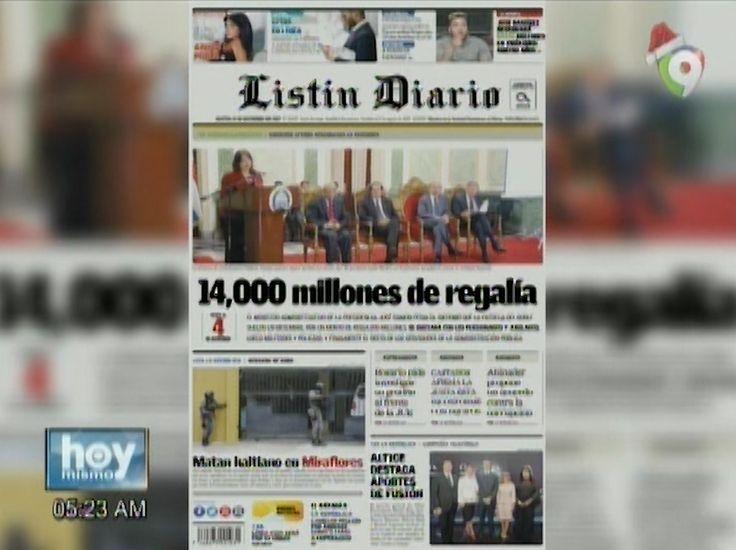 Inicia El Día Informado Con Las Portadas De Los Principales Periódicos Del País Hoy 21 De Noviembre 2017