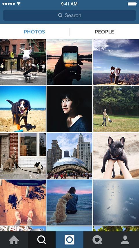 I'm an Instagram addict - because pretty pictures say more than a 1000 lame tweets! (and the smart filters even make horrible phone-pics look flashy)