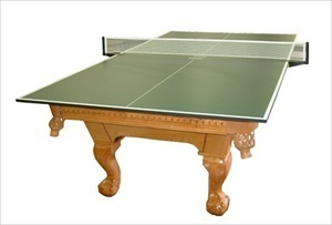 Ping pong overlay for a pool table from www.oakvillehomeleisure.ca