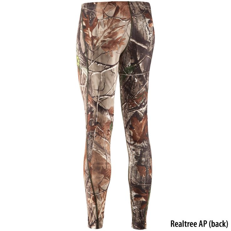 Under Armour Womens Evo Scent Control Legging Realtree print