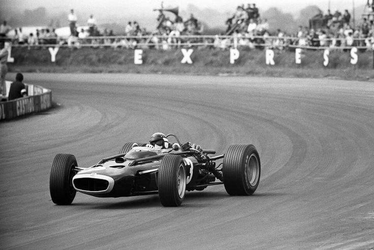 1967 Jackie Stewart BRM Silverstone