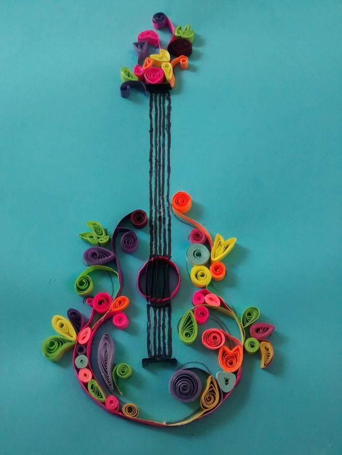5811 best gorgeous quill images on pinterest filigree for How to quilling art