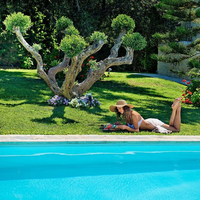 Find your inner peace and get in touch with yourself by reconnecting with nature at www.bozonosvilla.gr  #goodmorning   #my   #vacation   #pool   #garden   #getawaytogether     #summer2016   #zakynthos   #greece