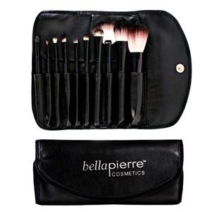 Bella Pierre 10 Piece Brush Set | Accessory | BeautyBay.com
