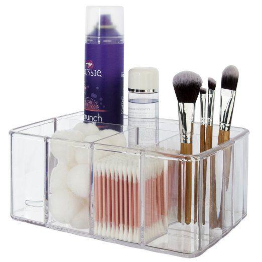 Photo Gallery Website Premium Quality Plastic Vanity Organizer Compartments