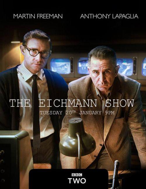 Eichmann Yayini - The Eichmann Show - 2015 - BRRip Film Afis Movie Poster