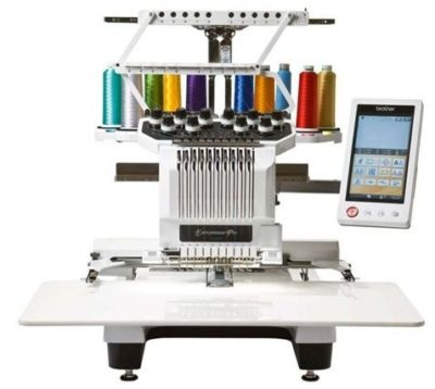 Brother PR-1000e PR1000E Industrial Embroidery Machine 10 Needle