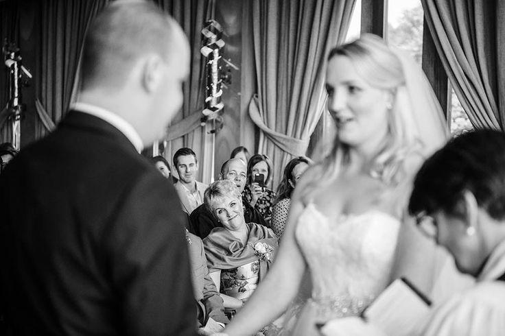 Wedding photos of Sarah and Mark at Forum Homini in Johannesburg, Gauteng