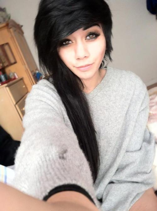 black hair | Tumblr | Beautiful.