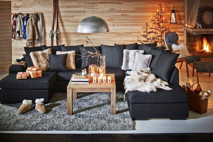 Chicago – 3-sits soffa med schäslong och divan #Mio #Livingroom