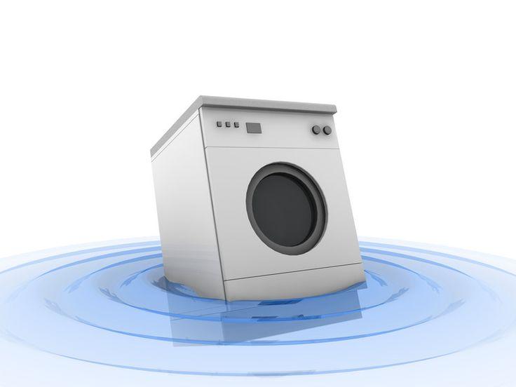 Szerelés házilag: Folyik a mosógép