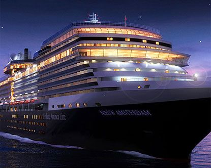 Holland America Cruise Lines, MS Nieuw Amsterdam