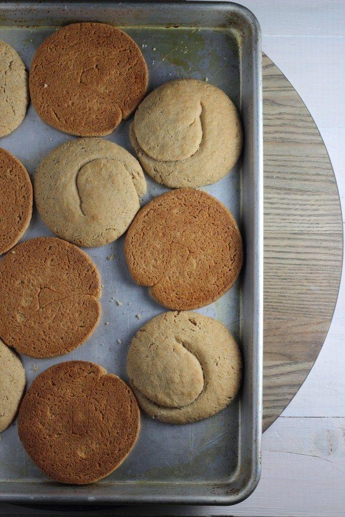 Paximadia Twice Baked Barley Flour Rusk Bread Greece Crete