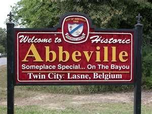 Abbeville, Louisiana on Google Earth - đặngvũchính
