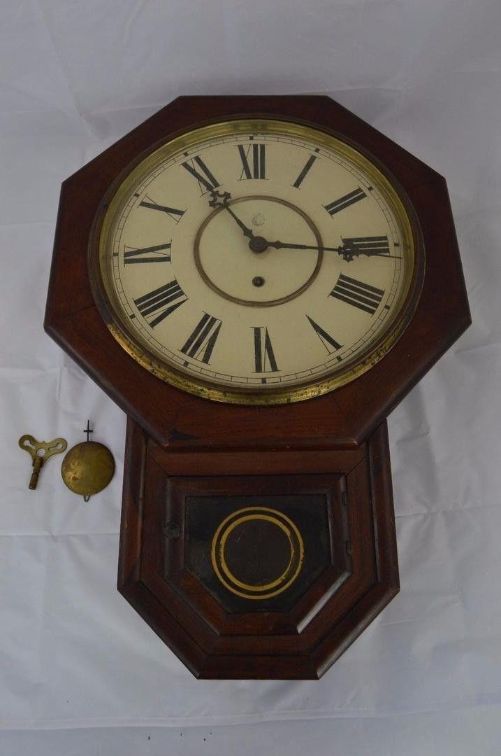 83 Best Regulator Clocks Images On Pinterest Wall Clocks