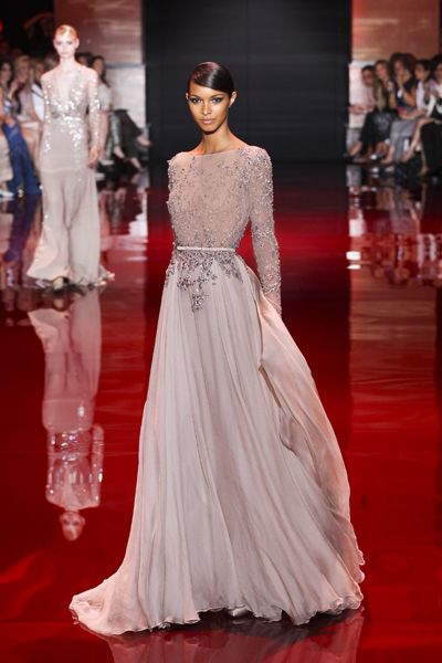 Elie Saab Fall Couture 2013, this is beautiful