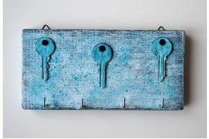 Ключница на стену мини - ключи