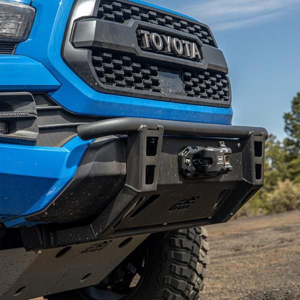 Cbi T3 Push Bar Grill Guard Bar Tacoma
