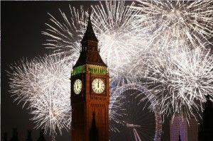 New Years Night - London