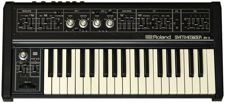 Roland SH-02