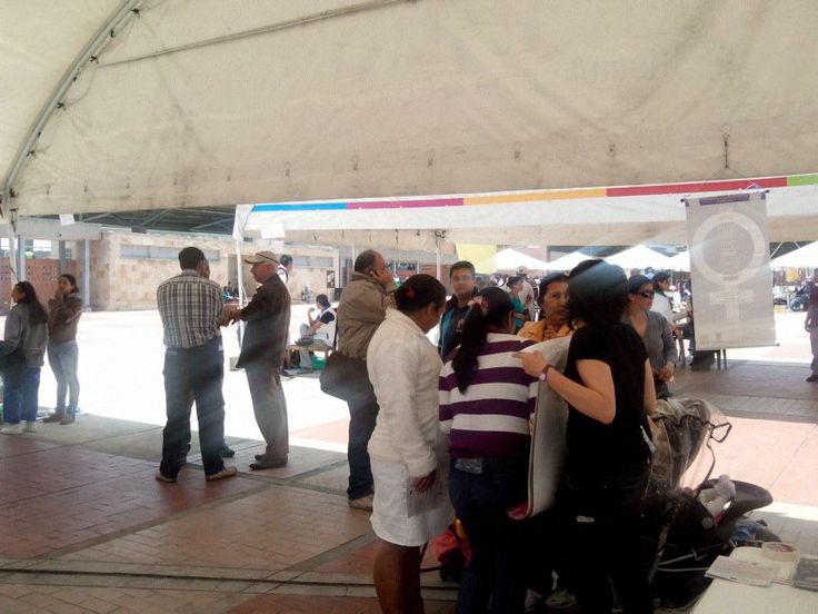 29-03-14 Feria de recicladores de San Cristóbal.