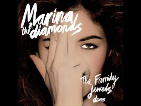 "Marina and The Diamonds | ""Girls"" (Fast Car) ""Are You Satisfied?"",  ""Shampain"", ""I Am Not a Robot"" , ""Girls"", ""Mowgli's Road"",  ""Obsessions"", ""Hollywood"",  ""The Outsider"", ""Guilty"",  ""Hermit The Frog"", ""Oh No!"",  ""Numb"", ""Rootless"".   Album: ""The Family Jewels"""