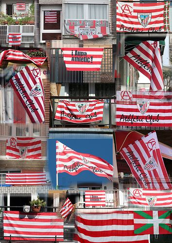 Athletic!!! Veo todo rojo y blanco