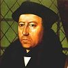 1556 – Archbishop of Canterbury Thomas Cranmer (pictured), one of the founders of Anglicanism, was burnt at the stake in Oxford, England, for heresy.