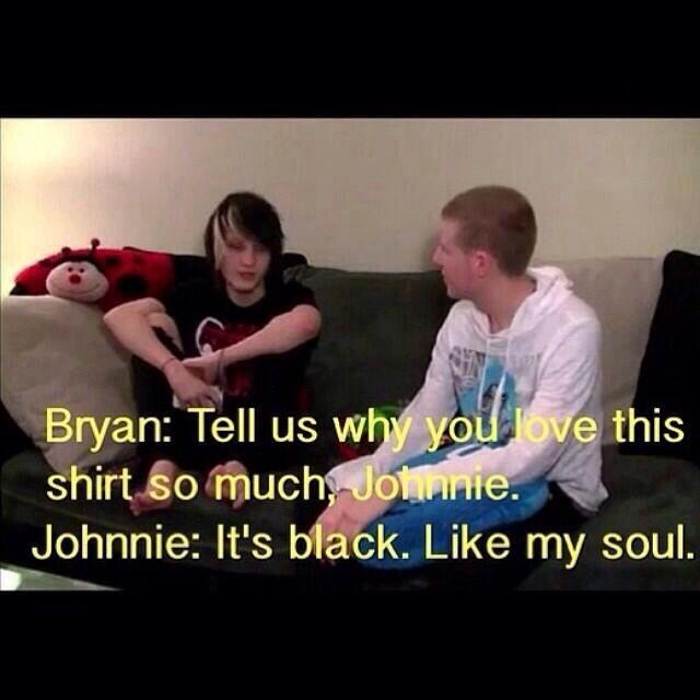 Bryan Stars and Johnnie Guilbert