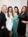 Tamara Beckwith, Lily Becker, Laura Wright and Lisa Snowdon get together.