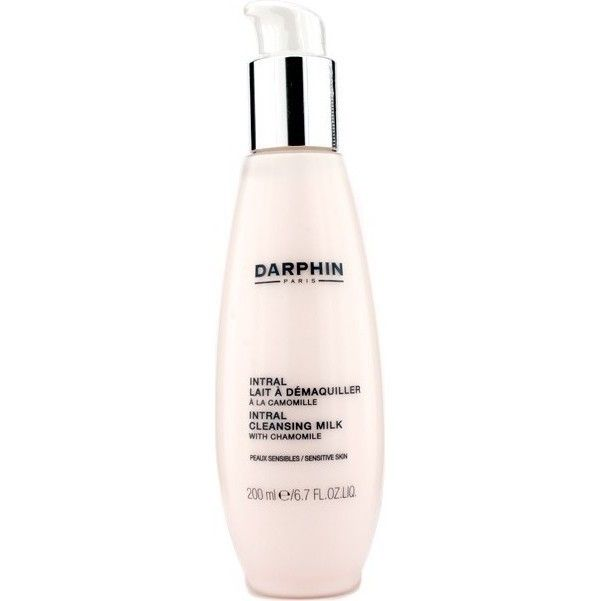 Darphin Intral Cleansing Milk with Chamomile 200ml | Buy Face Exfoliators & Cleansers
