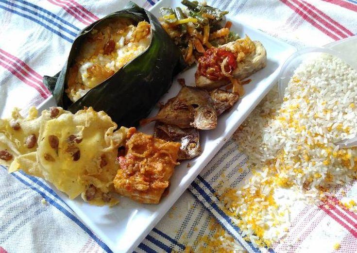 Nasi Jagung Jawa Timuran Ide Resep Setiap Hari Resep Di 2020 Makanan Resep Nasi