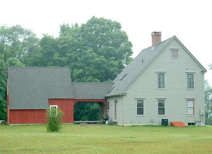 saltbox saltbox colonial homes pinterest oronoque saltbox 145 a preservationist s technical notebook