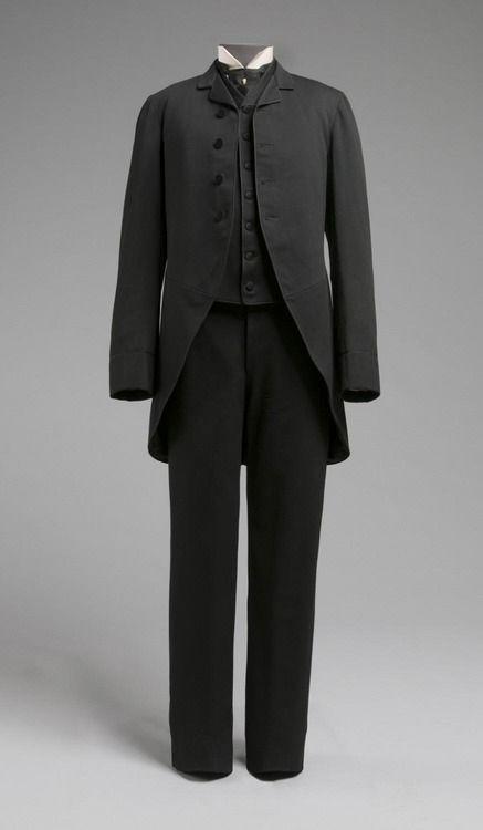 Wedding Suit 1885 The Philadelphia Museum of Art