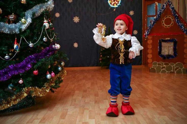 Как сделать костюм гнома??? - Рукоделие - Babyblog.ru