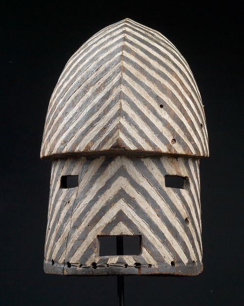 Tetelamask from the Congo