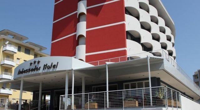Hotel Ambassador - 3 Star #Hotel - $81 - #Hotels #Italy #Caorle http://www.justigo.com/hotels/italy/caorle/ambassador-caorle-porto-santa-margherita_178492.html
