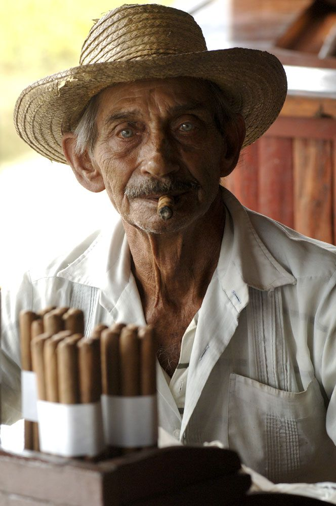 Veguero, artigiano del tabacco
