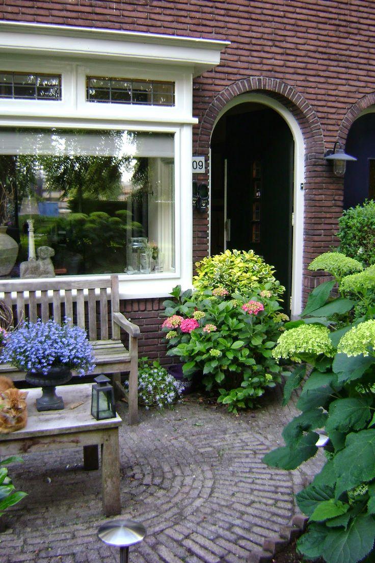 25 beste idee n over stenen bank op pinterest tuin banken keerwanden en achtertuin draagmuren - Veranda met stenen muur ...