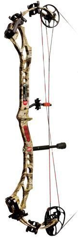 PSE Bow Madness XL Bow 60LB 25-30in. LH