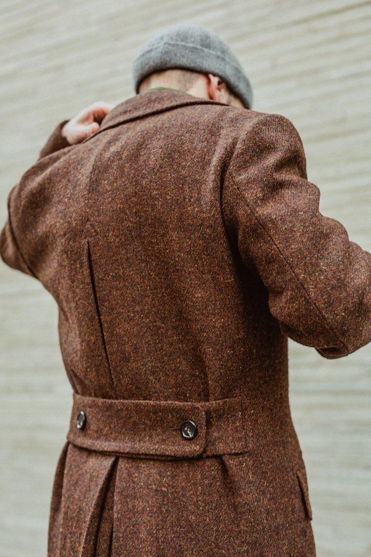 Liverano & Liverano ulster coat: Review – Permanent Style