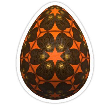Egg 04 Sticker by StickerNuts