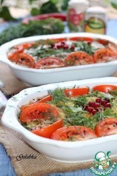 Овощная смесь с рисом и мясом - кулинарный рецепт